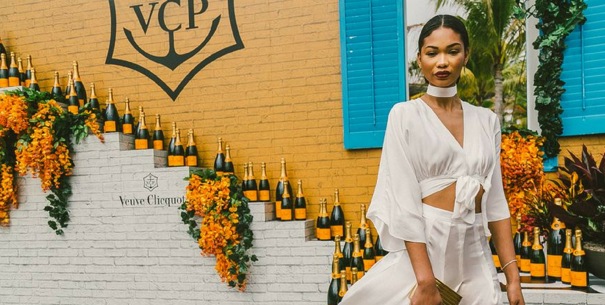 Veuve Clicquot event sponsorship