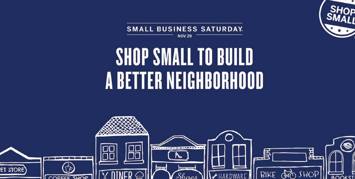 AMEX Small Business Saturday: the campaign that gives back